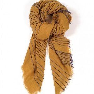 Oak + Fort blanket scarf